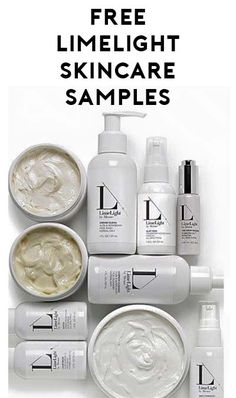 Want ***Free Samples*** of our natural ingredients facial and body products.