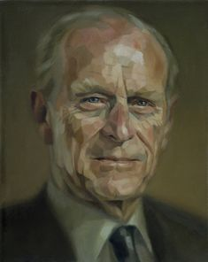 Prince Philip Portrait by Jonathan Yeo 2007 Portrait Inspiration, Painting Inspiration, Figure Painting, Painting & Drawing, Jonathan Yeo, Oil Portrait, Portrait Paintings, Prince Philip, Portraits