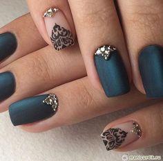 Модный дизайн ногтей весна-лето 2016 (фото)
