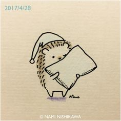 illustration, cute, animal, art