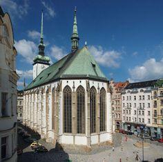 Kostel sv. Jakuba - Brno