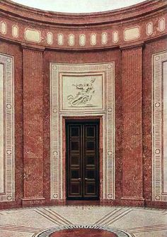 desatracado: Chancelaria do III Reich Fascist Architecture, Classical Architecture, Leni Riefenstahl, Berlin Photos, Germany And Italy, Cartography, Art Deco Fashion, Dungeons And Dragons, World War