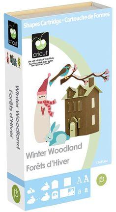 Winter Woodlands http://www.cricut.com/res/handbooks/WinterWoodland_cw.pdf