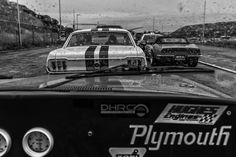 Rear View Plymouth - Maikel Thijssen Photography Amsterdam