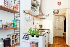 Interior Exterior, Kitchen Interior, Interior Design, Kitchen Dining, Kitchen Decor, Koti, New Furniture, Kitchen Inspiration, Scandinavian Design