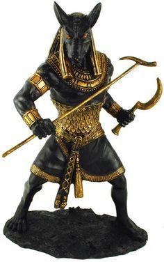 """Warrior Seth Statue 11"""""""