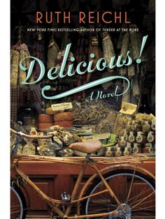 """Author Ruth Reichl's new novel, """"Delicious!"""" isn't out until May, but we have an exclusive excerpt you can read right now. #books"""