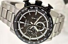 d42df3084d1 Seiko Men s Ananta Chronograph Automatic SRQ009 Cal. 8R28  3