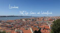 """Lissabon! Die """"Stadt der sieben Hügel"""" hat zu Recht viele Fans und wird von Städtereisenden gern besucht. Ohne in völligen Sightseeing-Stress auszuarten, lässt sich die für eine Hauptstadt verhältnismäßig gemütliche und auch romantische Atmosphäre trotz touristischer Pflicht-Anlaufpunkte gut auskosten. Meine Vitalität nimmt Sie mit auf einen Städtetrip ins politische, kulturelle und wirtschaftliche Zentrum Portugals."""