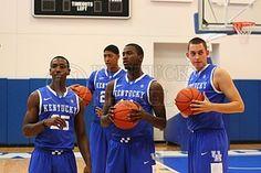 thank goodness for kentucky basketball