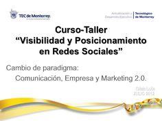 materiales-del-curso-visibilidad-y-posicionamiento-by-cristo-leon by Cristo Leon via Slideshare