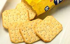 Biscuits salés TUC au Thermomix, recette de délicieux biscuit salé apéritif croustillant et fondant à personnaliser selon votre goût en ajoutant du parmesan