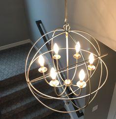 Summit Homes, Chandelier, Ceiling Lights, Lighting, Home Decor, Candelabra, Decoration Home, Room Decor, Chandeliers