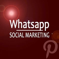 Whatsapp Marketing, Facebook Marketing, Social Marketing, Google Plus, Snapchat, Instagram, Neon Signs, Youtube