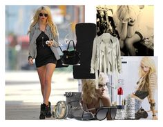 Taylor Momsen <3 by minipretty on Polyvore featuring Theory, AllSaints, Pan e Tulipani, Linea Pelle, Lee Angel Jewelry, Pamela Love, TheBalm, Balmain, Guide London and jenny humphrey