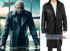 Black Friday Offer! Captain America Nick Fury Coat available in Real Black Leather at NewAmericanJackets Store With Free Worldwide shipping along With Free Gifts.  #Nickfury #CaptainAmerica #cotton #cottonjacket #cottonoutfit #Holiday #Thanksgiving #megasale #newyearseve #GivingTuesday #menwear #dapper #trend #apparel #bazarpaknil #outfit #fall #stylish #topshop #fashionpleasure #Clothing #LeatherFashion #wear #falljacket #rainjacket #menswear