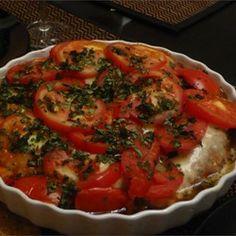 Balsamic Chicken and Fresh Mozzarella