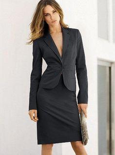 Ассортимент ткни для делового костюма реферат шитье  Выкройки современных классических женских костюмов