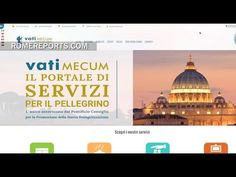 Vatican launches a website with resources for pilgrims coming to the Jub...