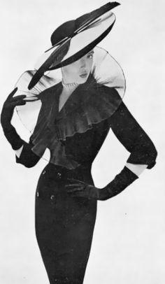 Vogue UK, September 1950