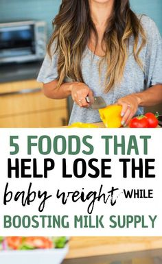 The 5 Best Foods To Lose The Baby Weight and Pump Up Your Milk Supply YAY! Food to help me lose this baby weight, but still boost my milk supply! I need to keep my milk supply up, but also lose this baby weight! Boost Milk Supply, Breastfeeding Diet, Baby Supplies, After Baby, Pregnant Mom, Baby Hacks, Baby Tips, Pumping, Baby Sleep