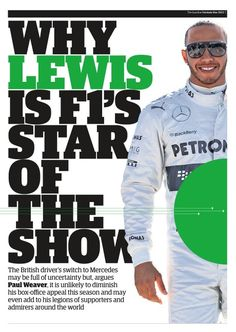 Guardian F1 2013 Supplement