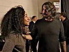 Corinne Bailey Rae & Dave Grohl