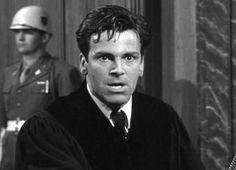 "Maximilian Schell won Best Actor for (""Judgment at Nuremberg"") in 1961 Judgment At Nuremberg, Hollywood Actor, Classic Hollywood, Hollywood Glamour, Maximilian Schell, Film Quiz, Best Actor Oscar, English Gentleman, German People"