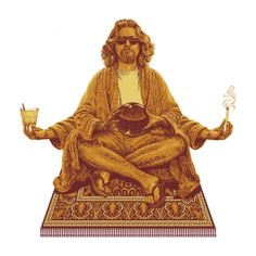 Get This Parody The Big Lebowski Design now at TeeFury.com! Available in Men and Women's sizes.