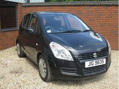 Used 2011 ( reg) Black Suzuki Splash for sale on RAC Cars