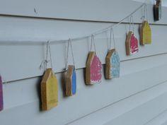 Art Houses, Funky Art, Drift Wood, Mobiles, Wood Art, Miniatures, Craft Ideas, Facebook, Crafts