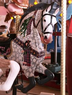 Row Jumper Carving Detail 1998 Carousel Works Carousel at Celebration Square, Saginaw, MI © Jean Bennett Sept 2001 Carrousel, All The Pretty Horses, Beautiful Horses, Beautiful Things, Dapple Grey Horses, Gray Horse, Carosel Horse, Wooden Horse, Wooden Animals