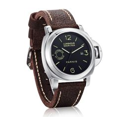 Parnis automatic 44mm; Panerai inspired