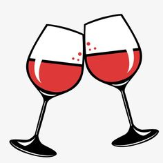 Glasses of red wine vector clip art. Wine Glass Drawing, Wine Glass Images, Wine Display, Wine Art, Paint And Sip, Painted Wine Glasses, Button Art, Clipart, Red Wine