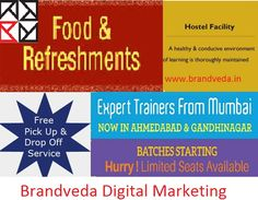 Hurry Up Summer Vacation Bumper Offer And Good Facility Provide to learn digital marketing. more info visit our website www.brandveda.in