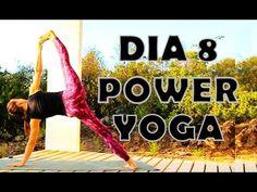 Power Yoga - Día 8 Todo Cuerpo