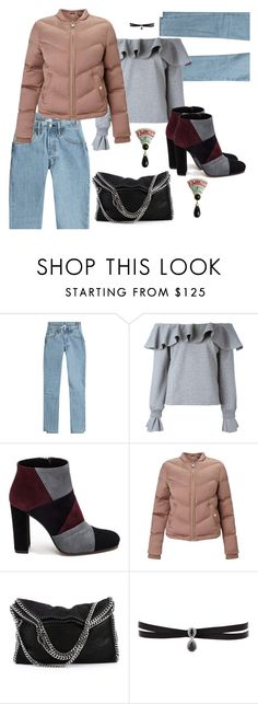 """Puffers"" by sara12alexandra ❤ liked on Polyvore featuring Vetements, Opening Ceremony, Roberto Festa, Miss Selfridge, STELLA McCARTNEY, Fallon and Valentino"