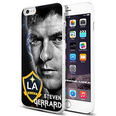 MLS STEVEN GERRARD LA GALAXY , , Cool iPhone 6 Plus (6+ , 5.5 Inch) Smartphone Case Cover Collector iphone TPU Rubber Case White [By PhoneAholic] Phoneaholic http://www.amazon.com/dp/B00XQO89MI/ref=cm_sw_r_pi_dp_ONLwvb1BVN9HM
