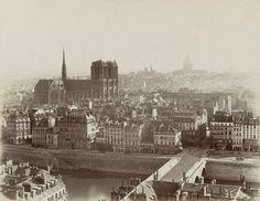 De gevolgen van het plan Haussmann op het Parijse Île de la Cité.