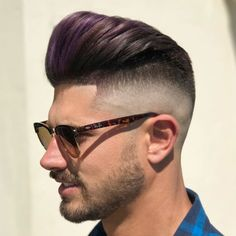 Pompadour Hairstyles for Men. Pompadour Hairstyles for Men. Men S Pompadour Hairstyles 2018 Mens Hairstyles Pompadour, Mens Hairstyles 2018, Cool Hairstyles For Men, Undercut Pompadour, Undercut Hairstyles, Haircuts For Men, Straight Hairstyles, Undercut Fade, Medium Hairstyles