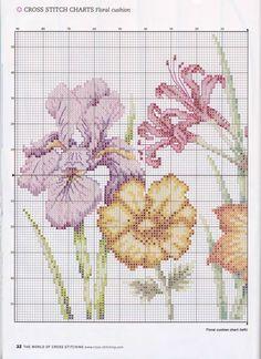 Gallery.ru / Фото #18 - The world of cross stitching 138 - tymannost