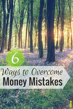 Money shame makes us feel like we'll never get ahead and change isn't possible. Here are 6 ways to deal with money shame and get control of your finances.