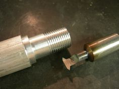 How to make a internal/external threading tool on your lathe