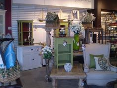 The Corbett Centre staff have been working hard to make their store look amazing. Check out their amazing displays.