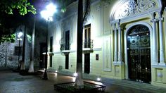 THE VERY FIRST TWO STORY HOUSE THAT EXISTED IN YUCATAN - BUILT 1644 LOCATED DOWNTOWN MERIDA. CURRENTLY A BEAUTIFUL HOTEL.