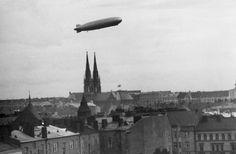 Ilmalaiva Graf Zeppelin Helsingissä