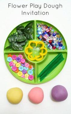 Preschool garden, toddler activities, preschool ideas, spring theme, play d