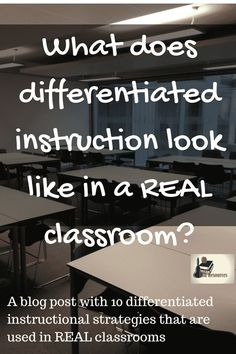 Top 10 differentiated instructional strategies for real teachers to use in real … Top 10 differentiated instructional strategies for real teachers to use in real …,Raki's Rad Resources – Stuff I'd Use for My. Differentiated Instruction Strategies, Differentiation Strategies, Differentiation In The Classroom, Teaching Strategies, Teaching Resources, Flipped Classroom, Vocabulary Strategies, Comprehension Strategies, Rubrics