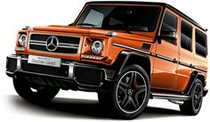 The Crazy Color Edition Mercedes-Benz G63 AMG for Japan are brawny, yet cheerful