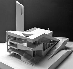 Модели архитектуры своими руками